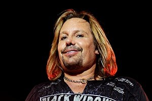 Vince Neil Performs At The Palms In Las Vegas