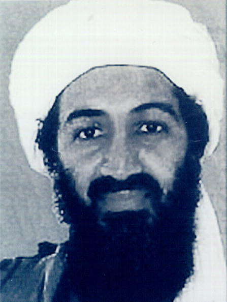 after Osama in Laden in. Osama Bin Laden