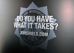 S.H.I.E.L.D. Agent Recruitment Center