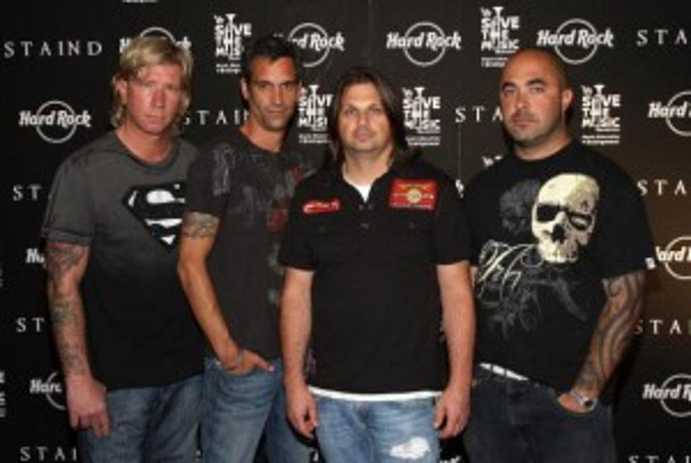 staind drummer leaves band