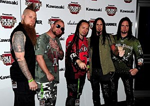 The Metal Hammer Golden Gods Awards - Arrivals