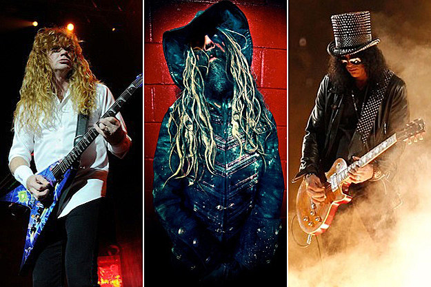 Ethan Miller, Getty Images / Facebook: Rob Zombie / Christopher Polk, Getty Images