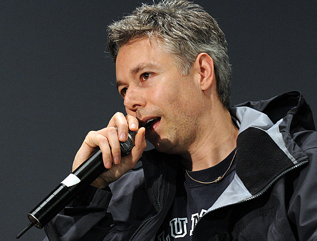 MCA of Beastie Boys