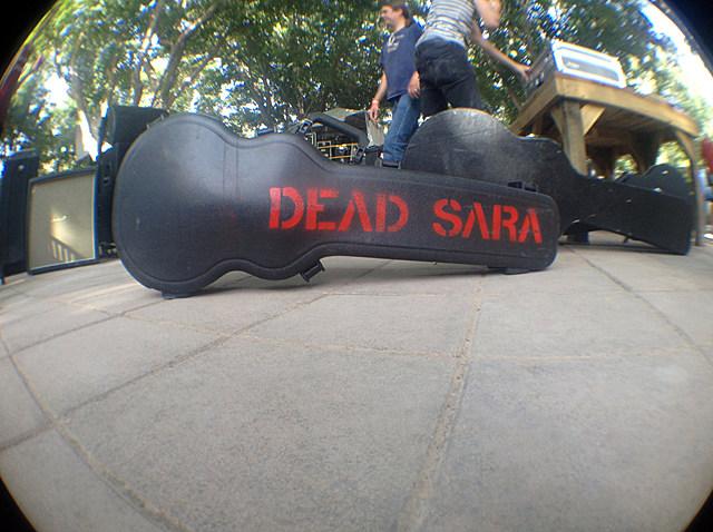 Dead Sara Balloonfest 2012