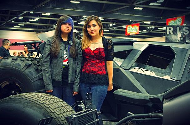 Batmobile Winners Streetfest