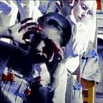 Screenshot of Pearl Jam's Jeremy Video