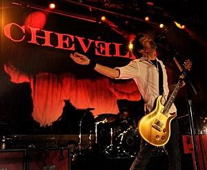 Pete Loeffler of Chevelle