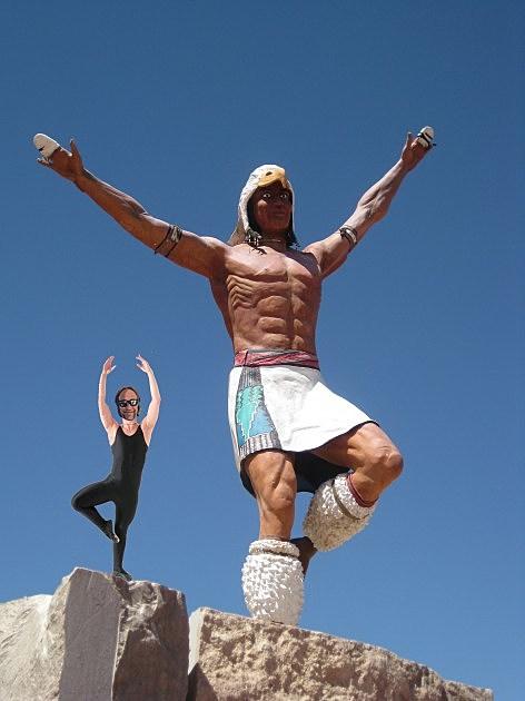 Tigua Pueblo