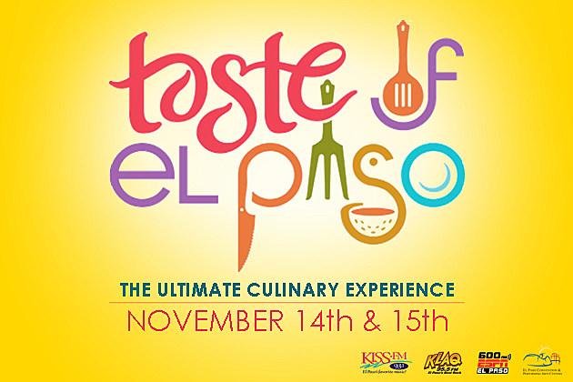Taste of El Paso