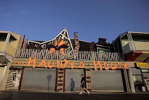 Haunted House Tips Own Haunted House-tips