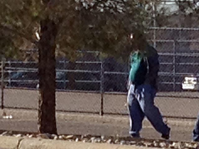 El Paso Mugging