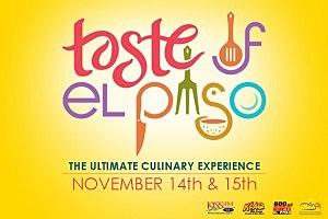 Taste of El Paso Logo
