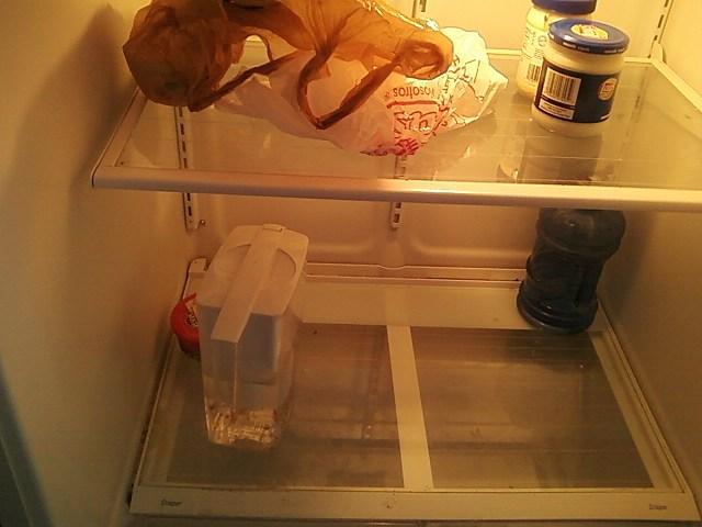 KLAQ fridge