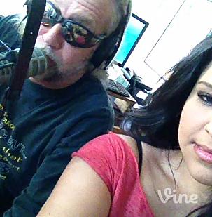 Patty Campos and Scott Ronson Vine