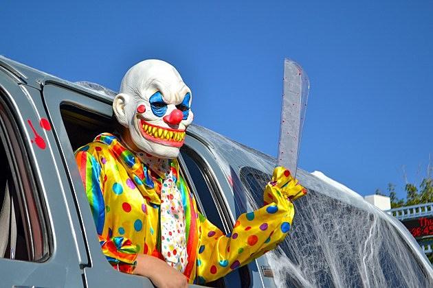KLAQ Halloween Parade 2013