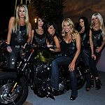 women who ride motorcycles are happier