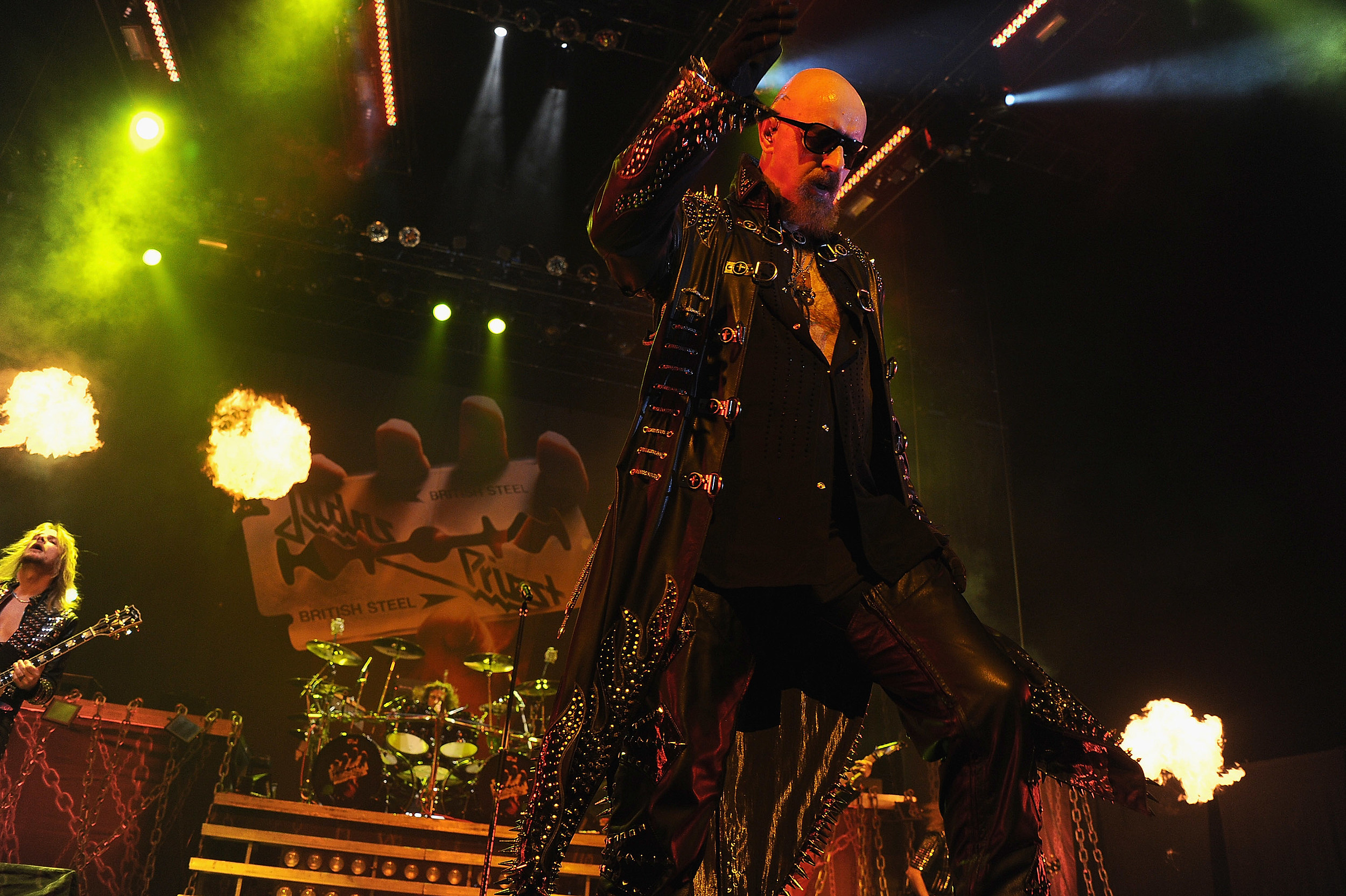Rob Halford camep on The Simpsons