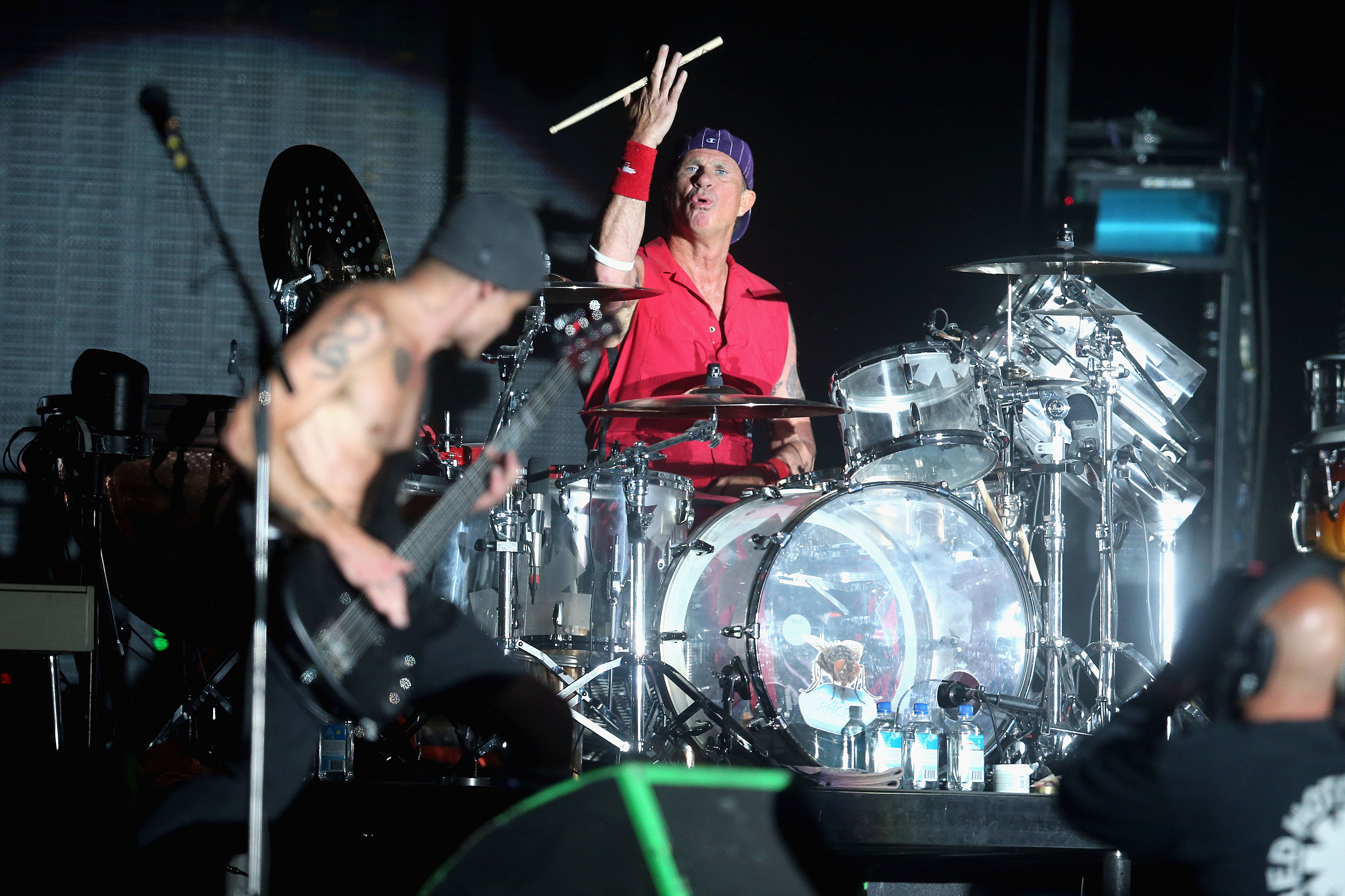 red hot chili peppers promise early end to super bowl show