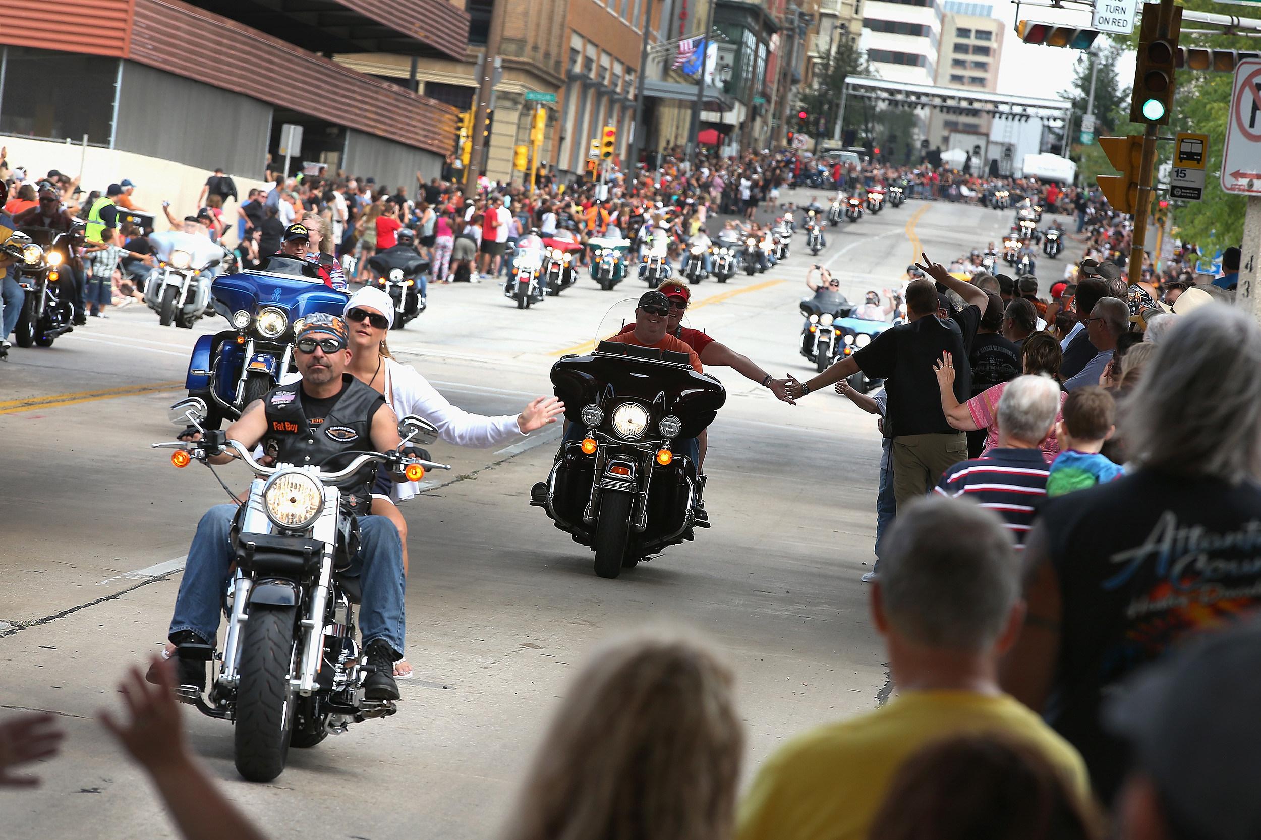 Are motorcycles safe in el paso?