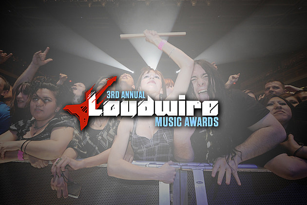 Loudwire announces 2013 music award nominees
