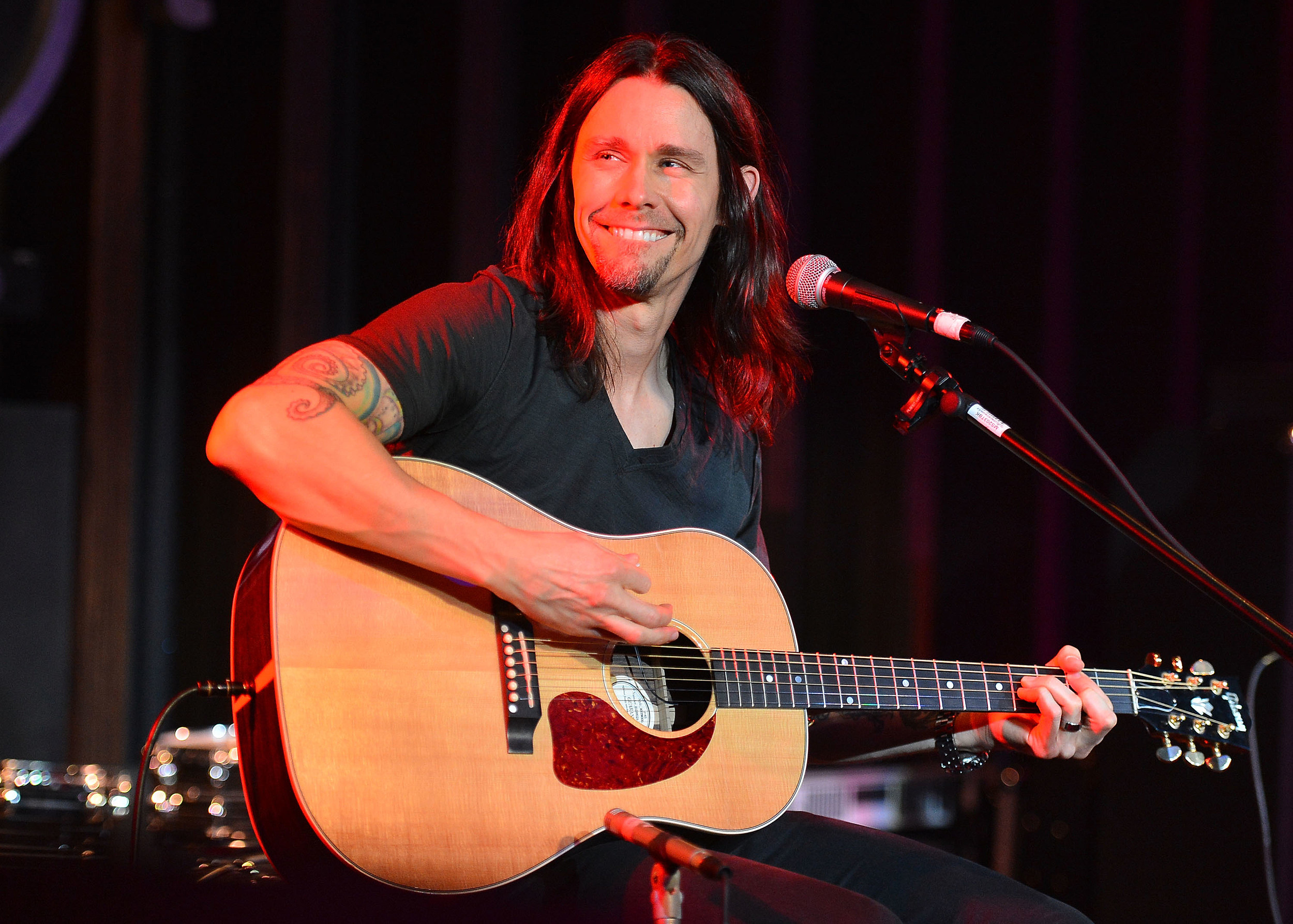 myles kennedy almost joined led zeppelin
