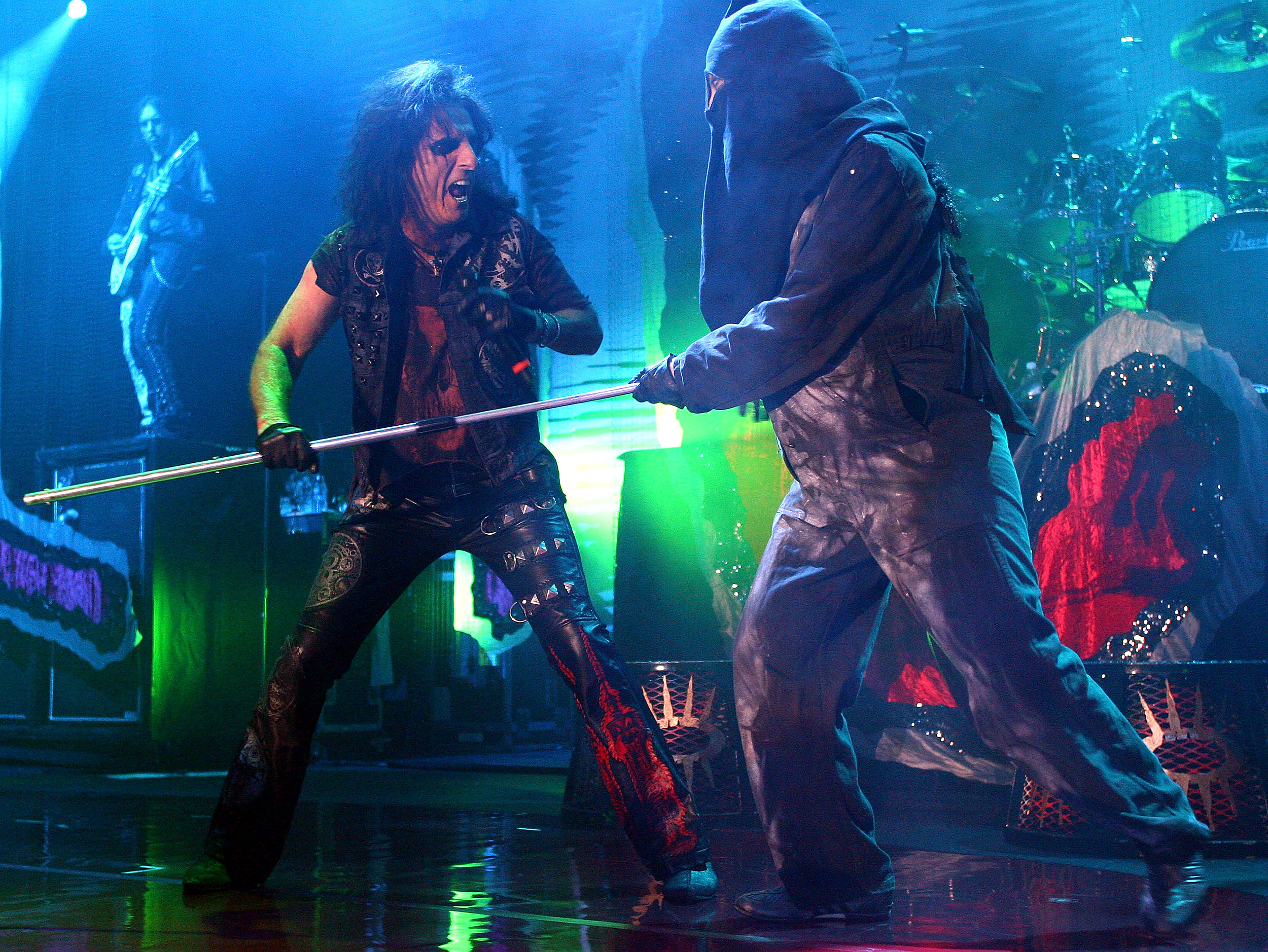 DVD History Of Alice Cooper To Be Released