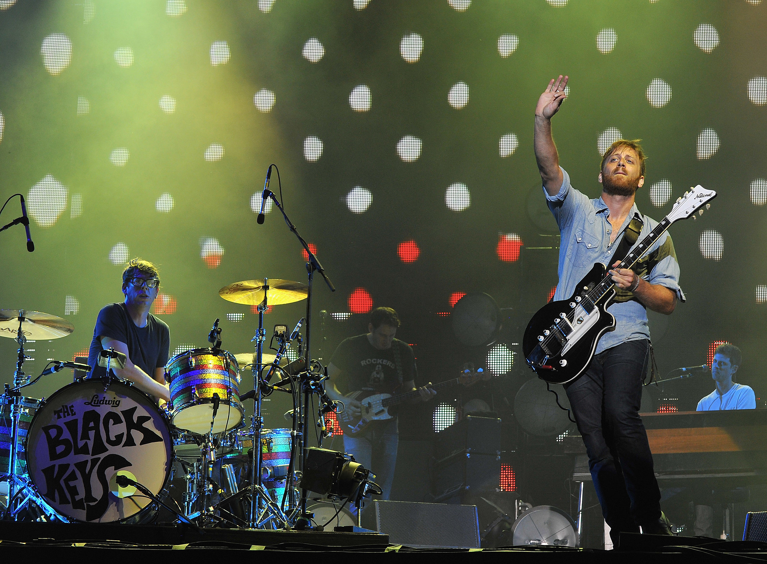 Black keys announce new cd