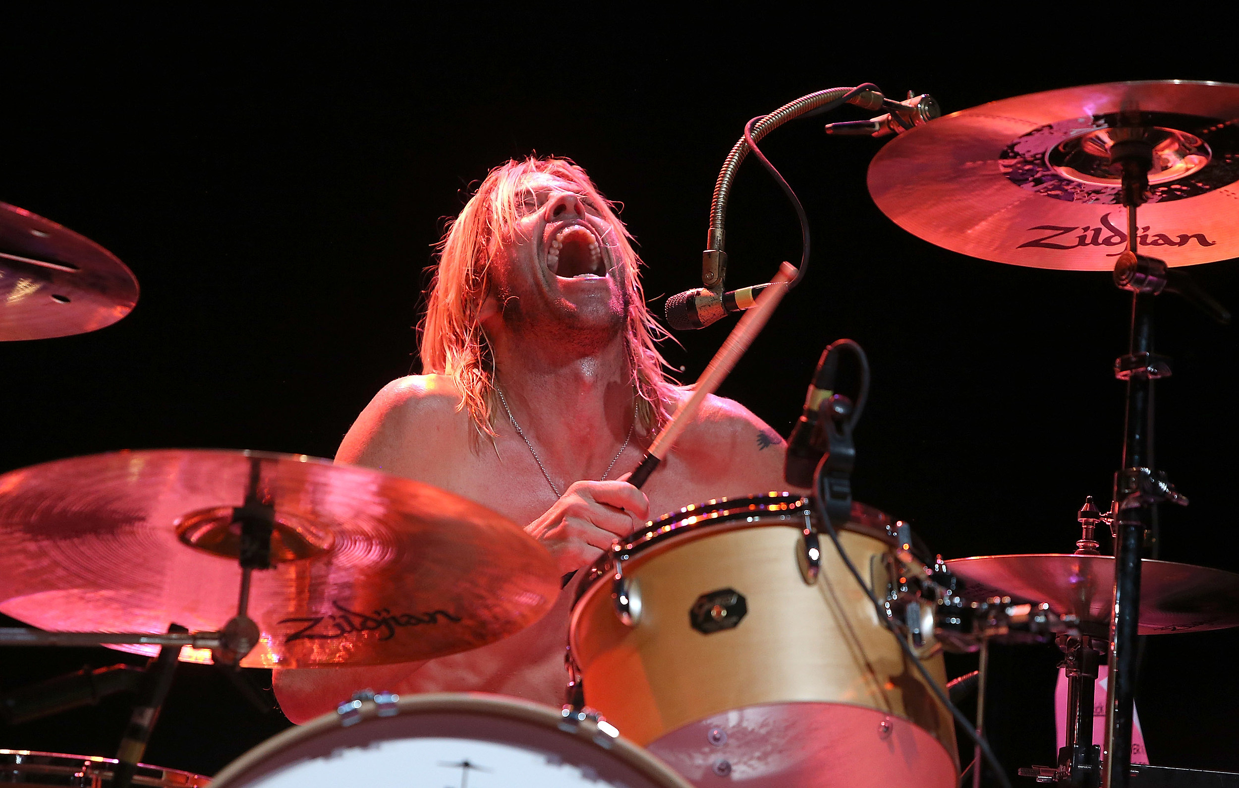 Taylor Hawkins of Foo Fighters forms new group