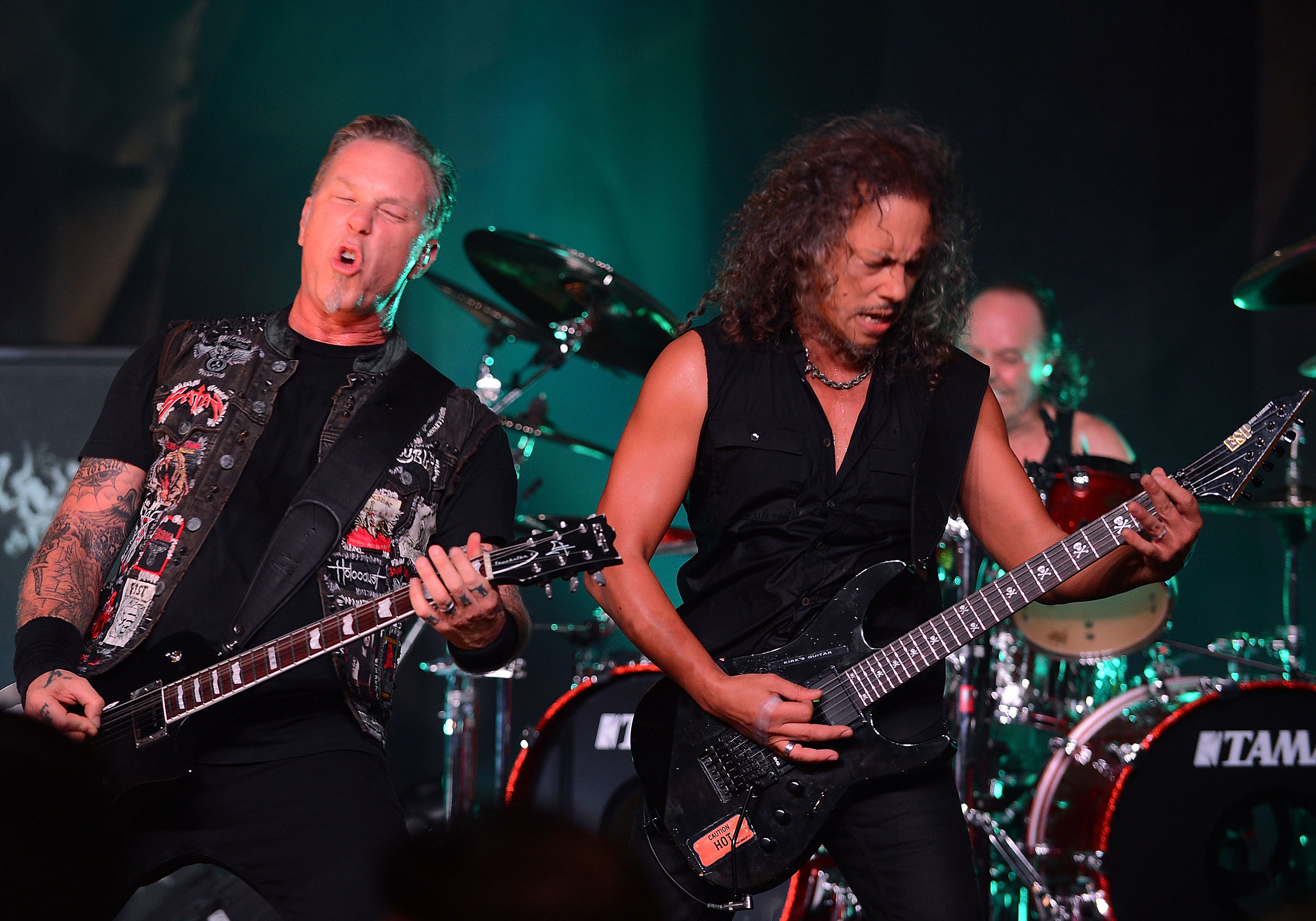 Hear The New Metallica Song!
