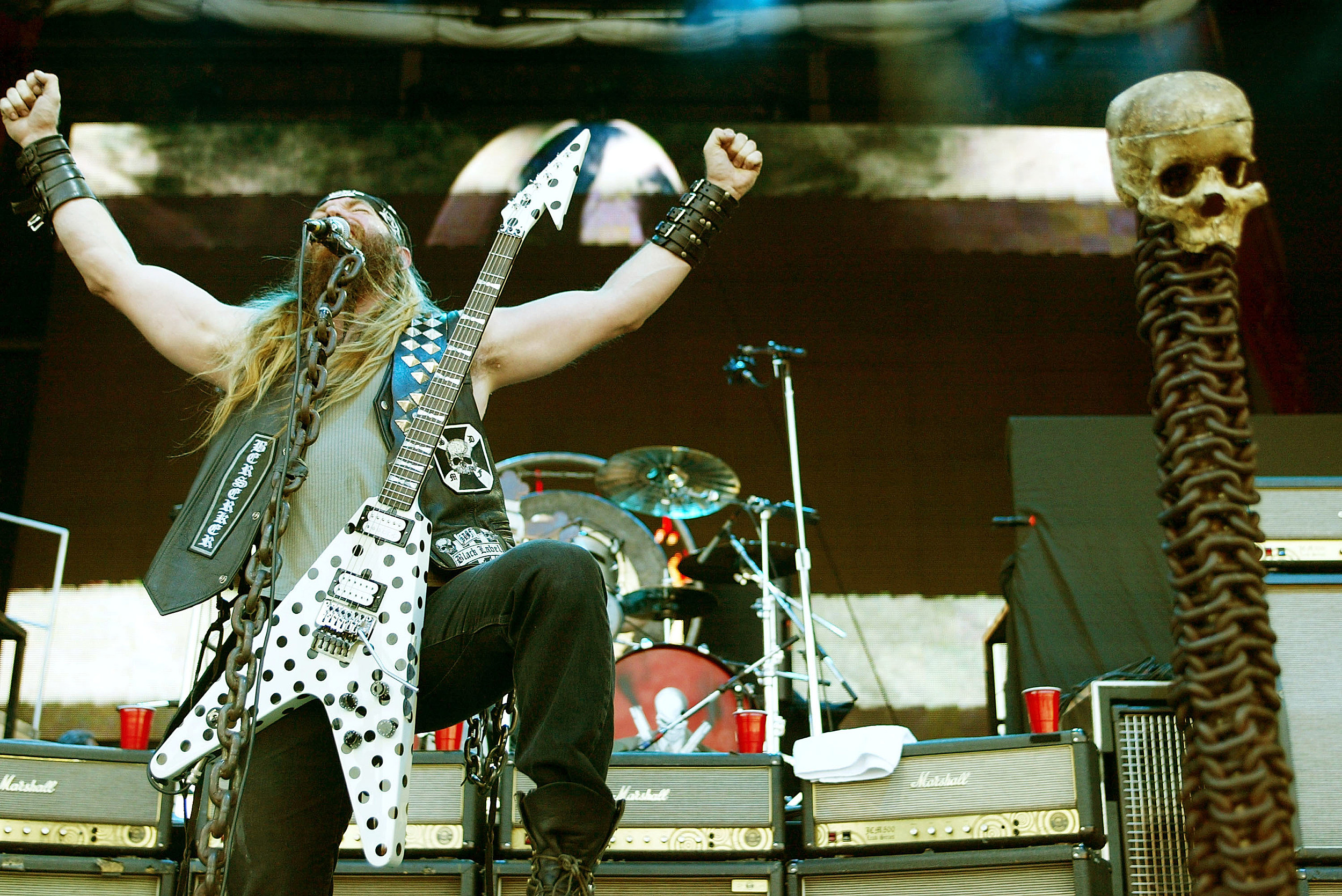 black label society release new video for my dying time
