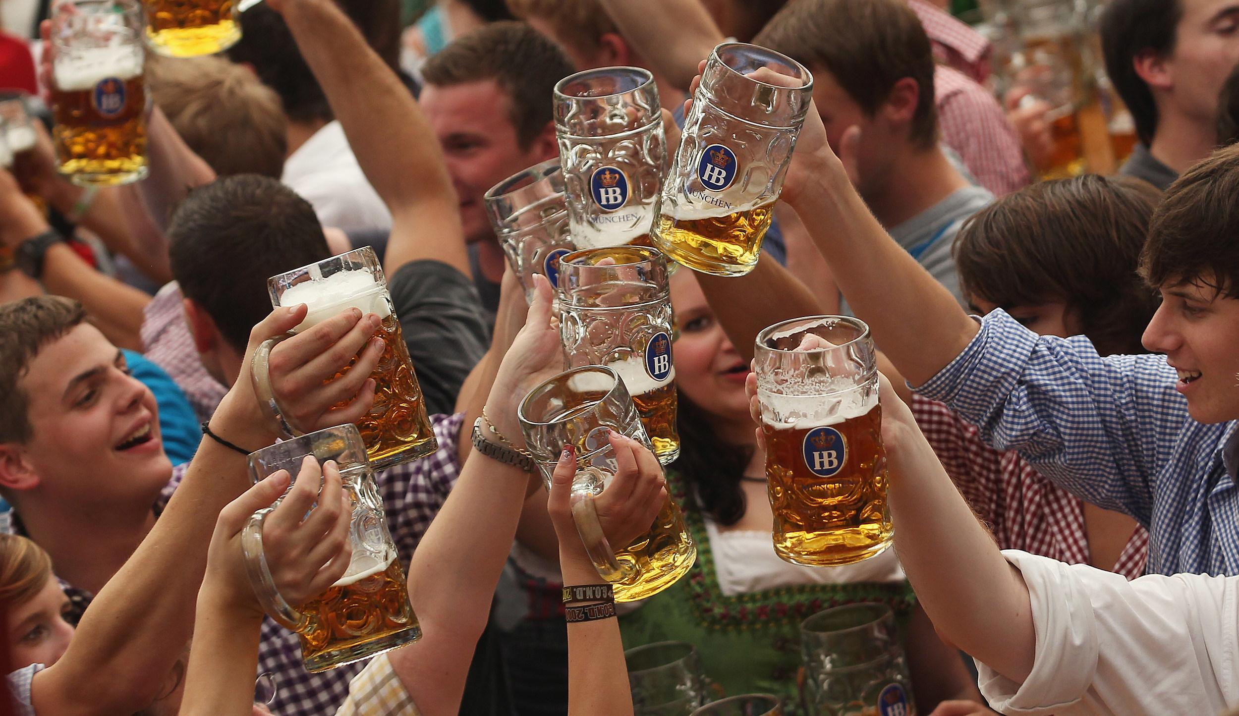 Oktoberfest returns to Ft, Bliss!