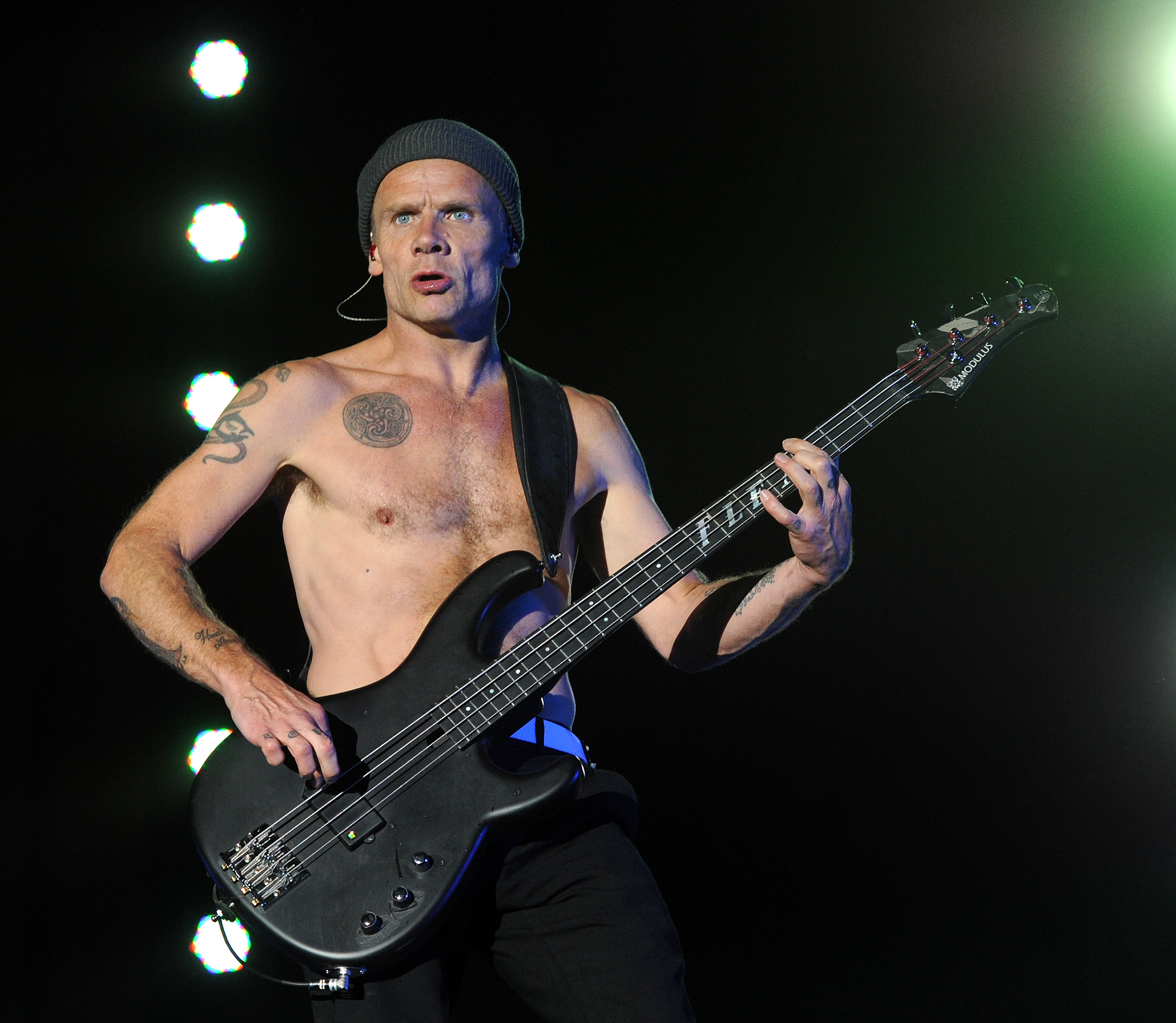 Flea not forming new band with El Paso band the Mars Volta members