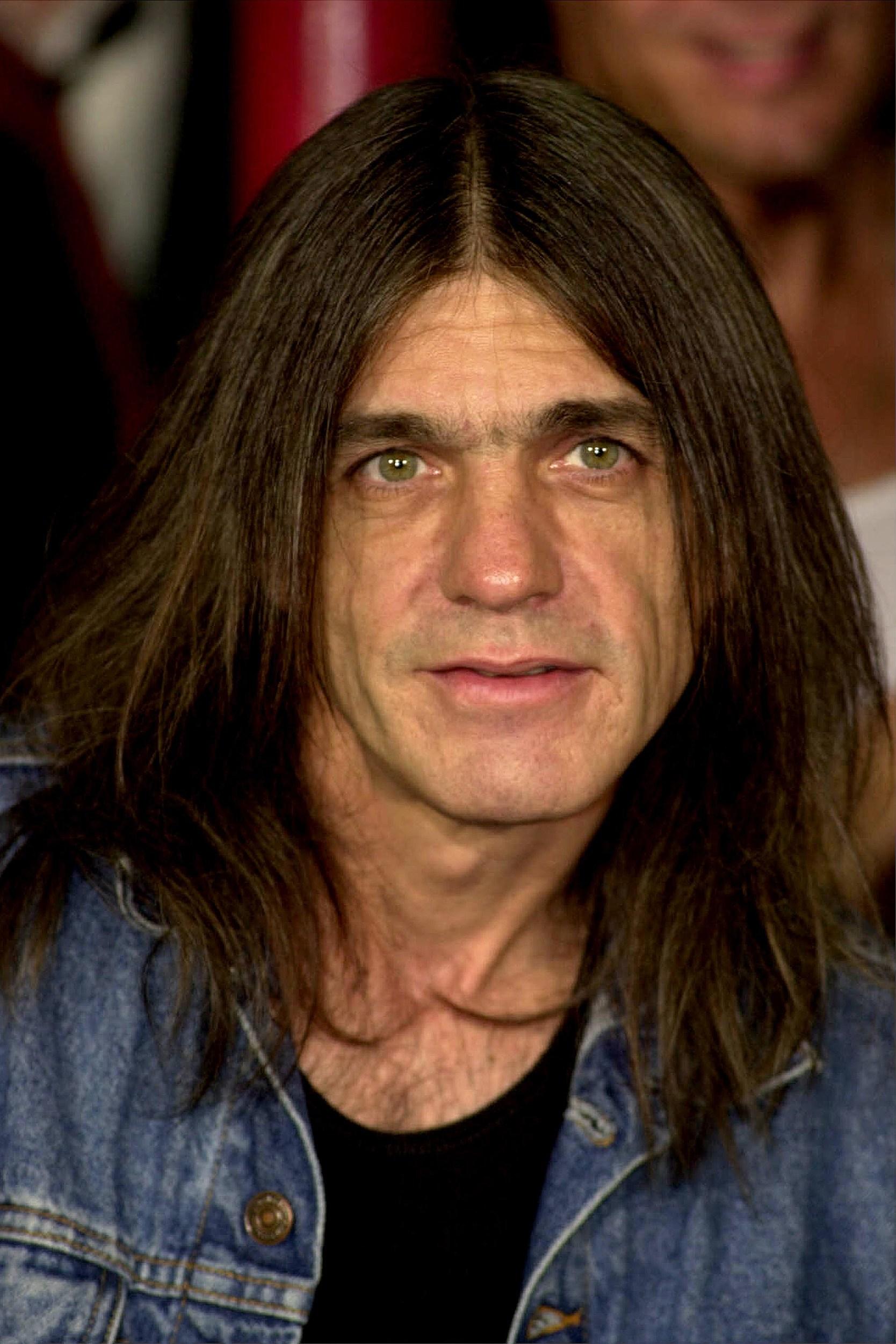 AC/DC and Van Halen being very secretive