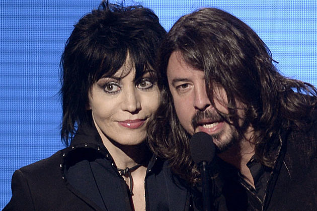 Nirvana to reunite with Joan Jett