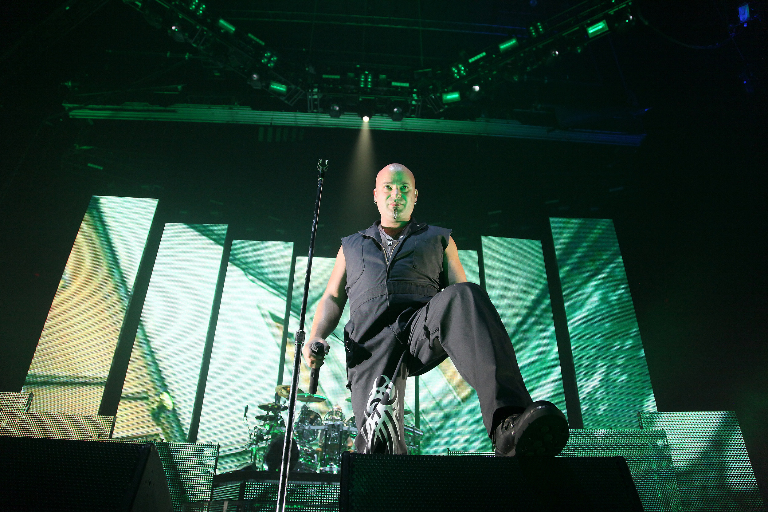 Dave Draiman parodied in new video.