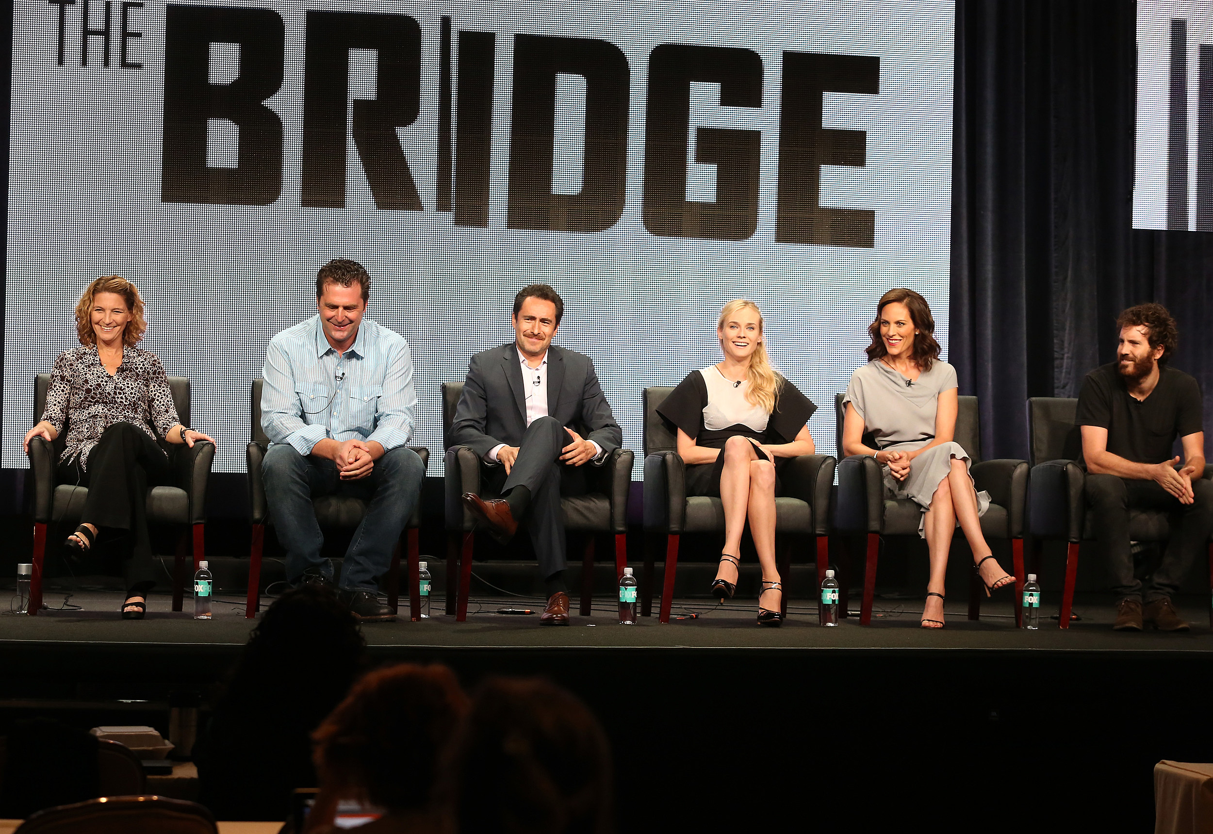 Season 2 of The Bridge begins in July!