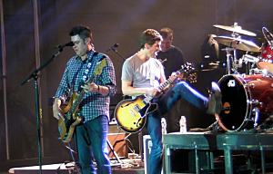 better than ezra,el paso downtown streetfest,juicy,live rock,live bands,better than ezra at streetfest,better than ezra juicy
