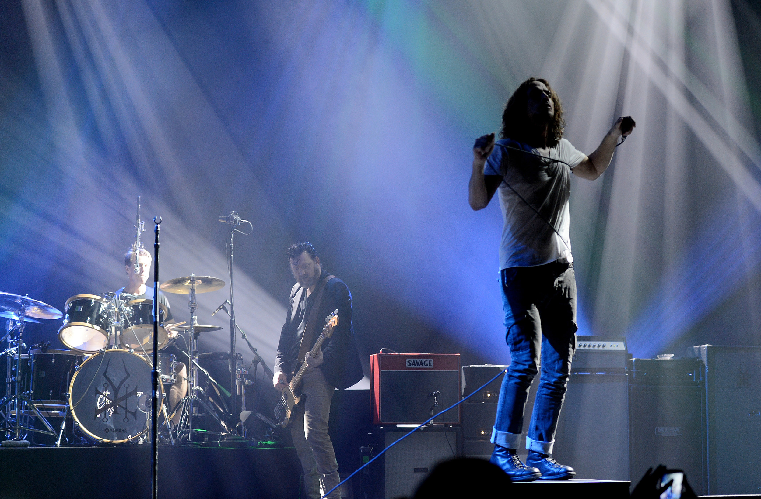 Win a trip to see Soundgarden in Austin courtesy of KLAQ!