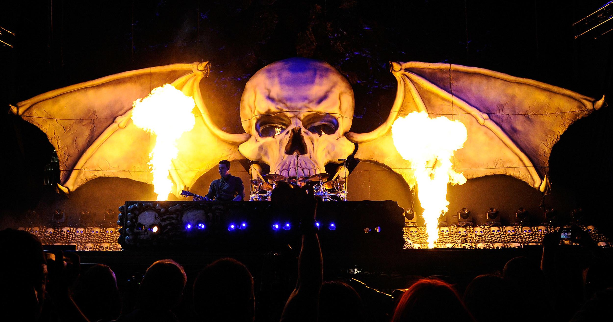 New Avenged Sevenfold video