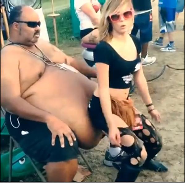 bbw fat guy