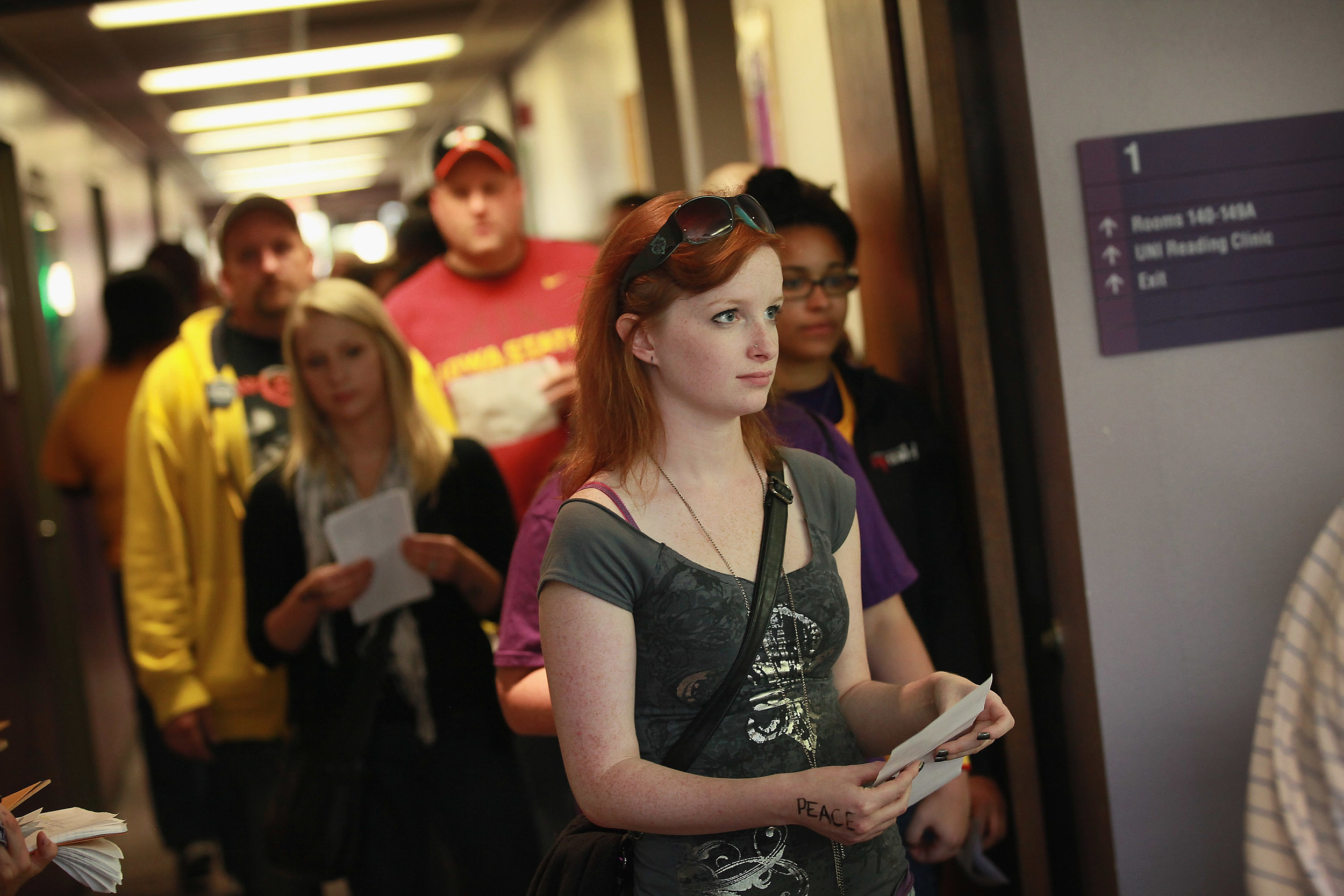 College student may have to choose gun over school