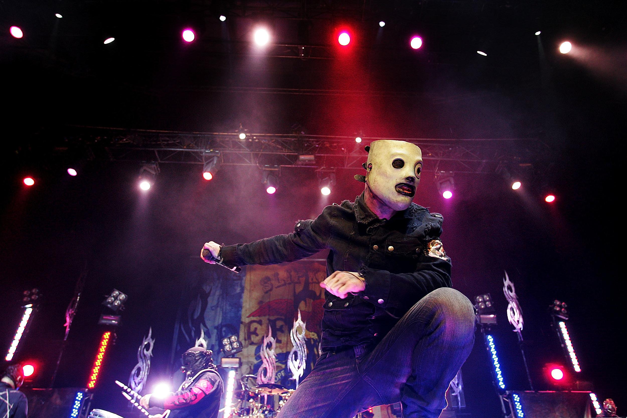 New song from Slipknot