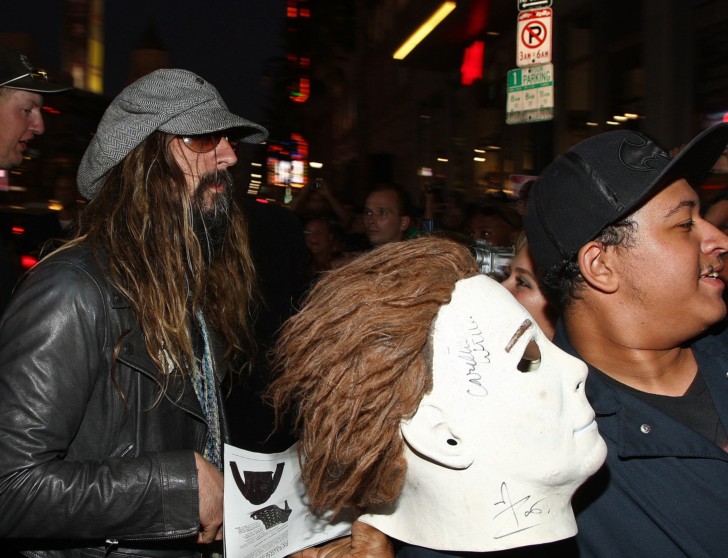 You could star in teh new Rob Zombie film