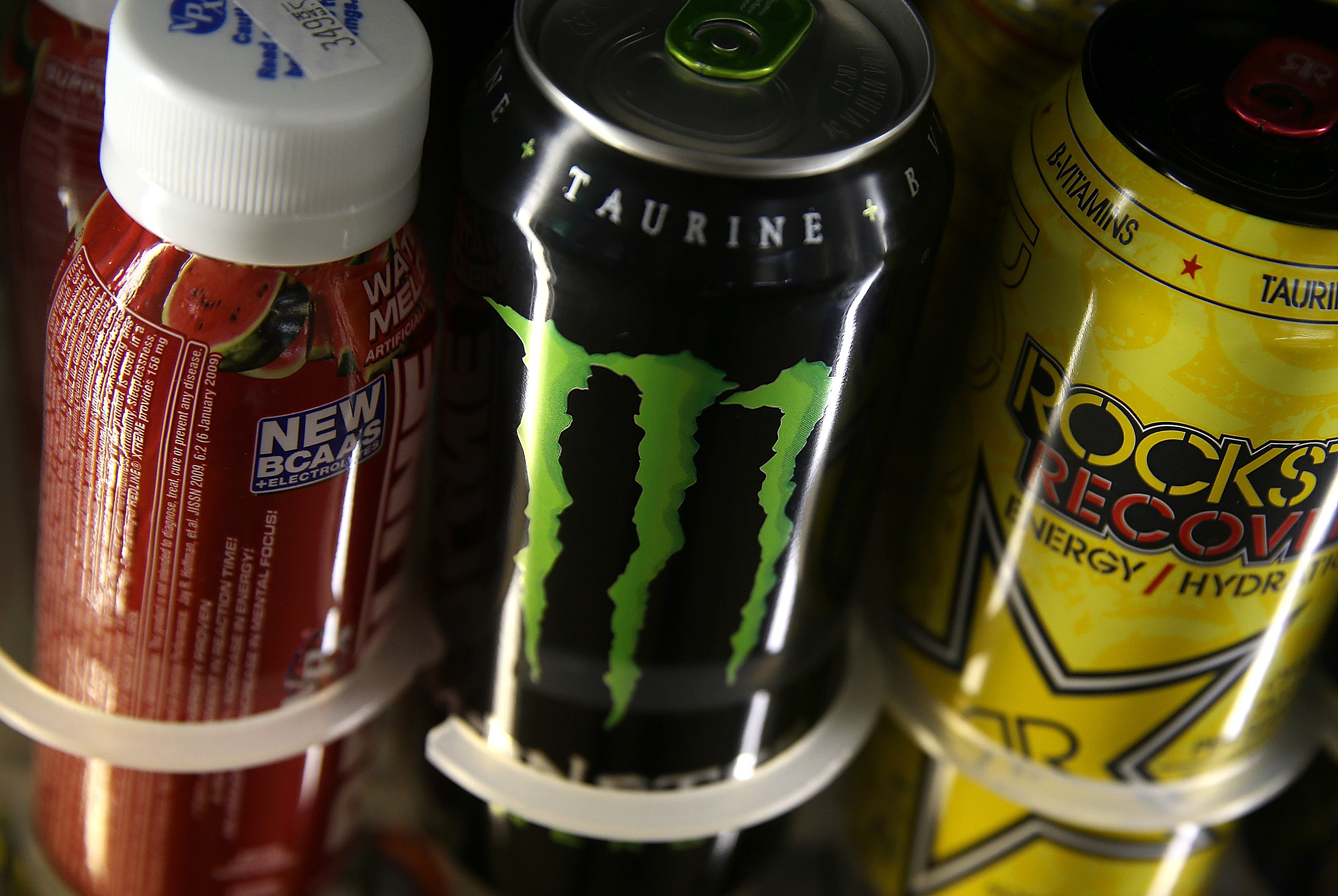 Woman Thinks Monster Energy Is Hiding A Satanic Conspiracy