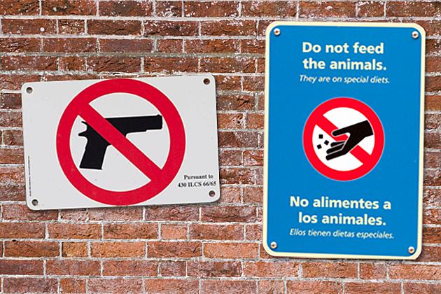 Zoo Guns