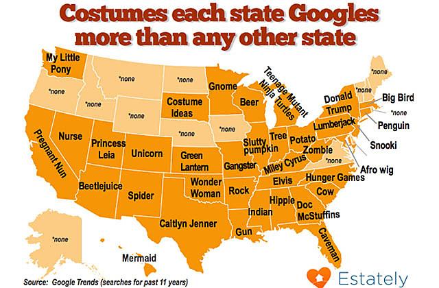 Halloween Google Seach