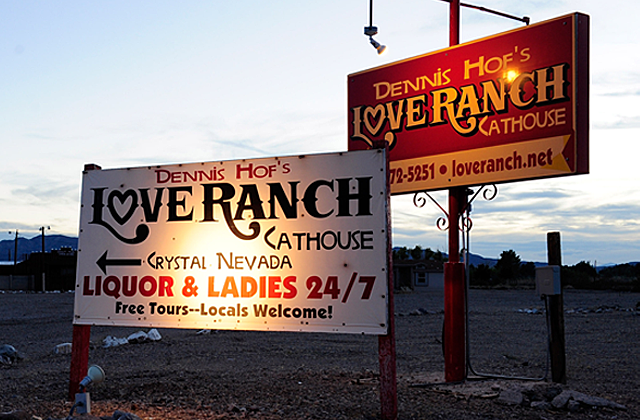 Nevada transvestite ranches