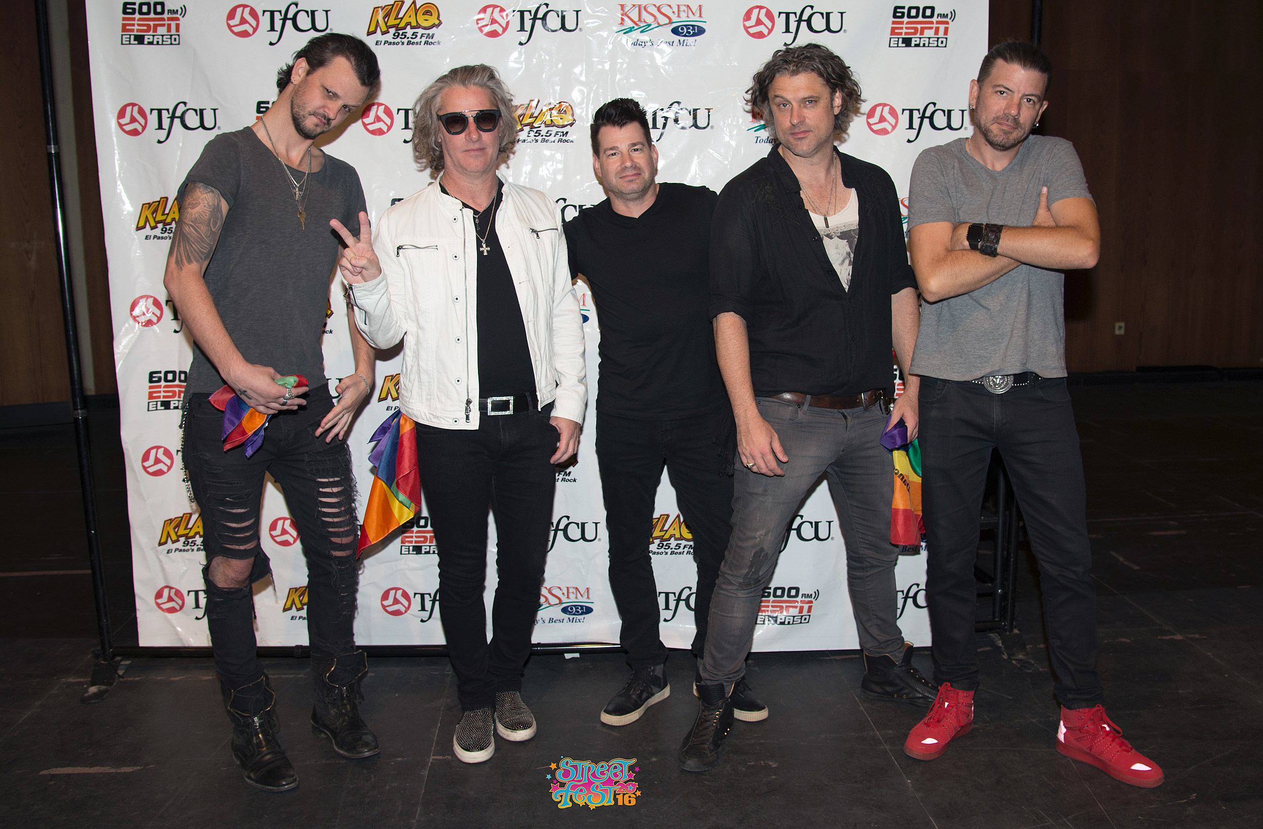 2016 Streetfest Meet And Greet Photos With Collective Soul