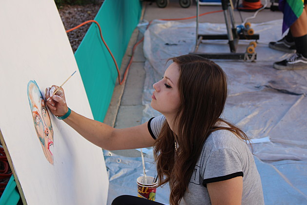 2016 StreetFest Art Park