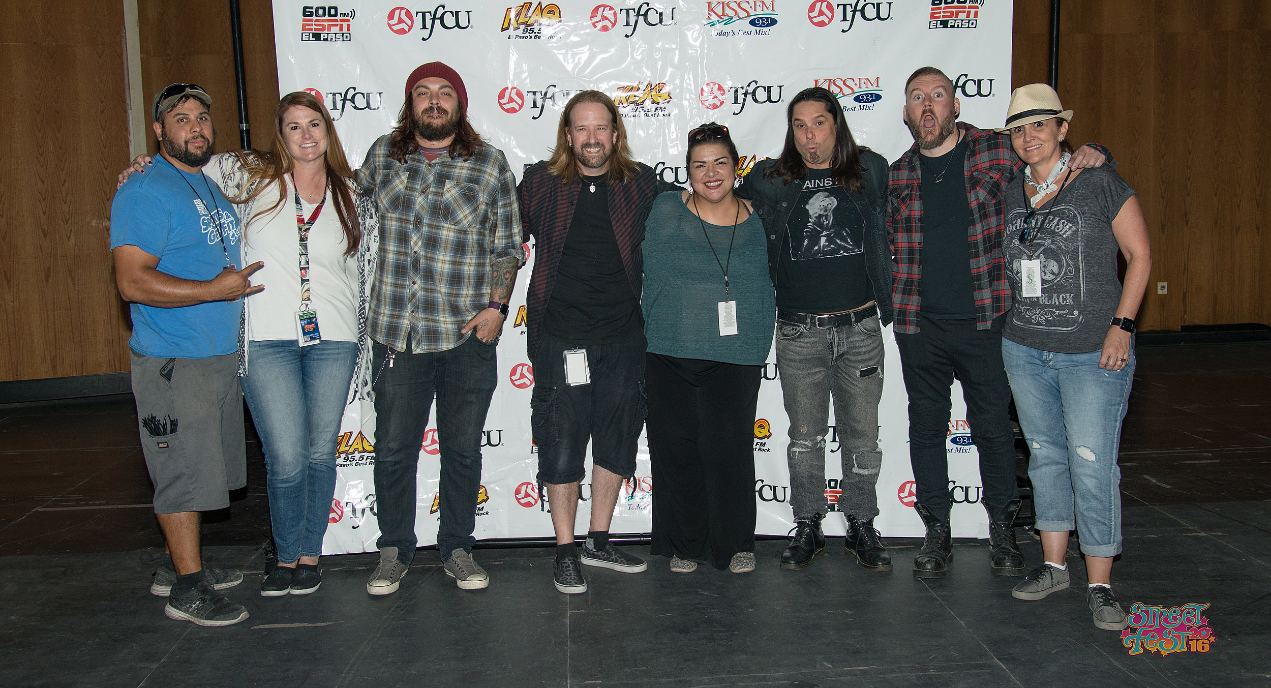 2016 Streetfest Meet And Greet Pictures With Seether